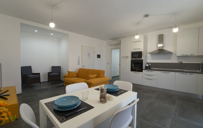 Appartamenti Moderni ed Eleganti